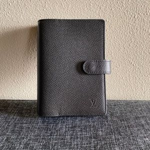 Louis Vuitton agenda cover pm